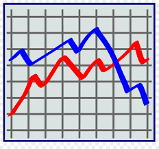 Clip Art Charts And Graphs Line Chart Graph Of A Function Clip Art Grafica Png