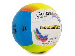 <b>Мяч Larsen Gold Star</b> 220675 - Чижик