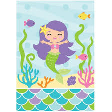 Mermaid Party Bags | Supplies Buy Online at Build a Birthday NZ \u2013 Page 2