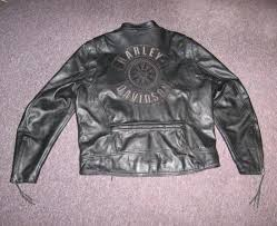 harley davidson leather riding jacket xl willie g hdjacket2 jpg