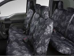 covercraft prym1 blackout camo seat covers