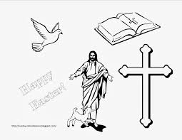 Sunday School Lessons Of Plenty Sunday School Coloring Pages