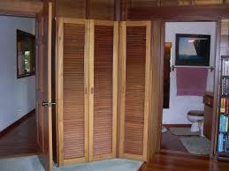 rustic louvered closet doors