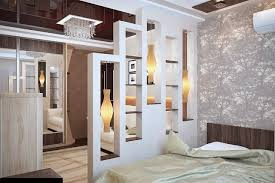 Bedroom Divider Walls Half Wall Room Divider Ideas Room Divider Shelf  Double Sided
