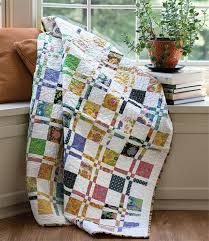 Disappearing Four Patch Quilt Pattern Download &  Adamdwight.com