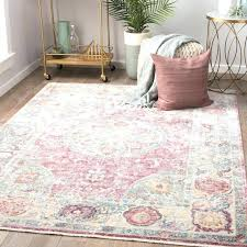 lowther rose gold garden area rug dalliance lily white desert dusty
