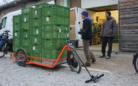 Electrically Powered <b>Bicycle Trailer</b> & <b>Hand</b> Cart (DIY)