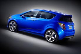 Blue chevrolet aveo rs concept 2013 - Car HD Wallpaper | Car ...