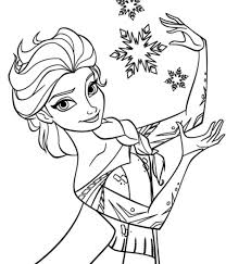 Awesome Princess Coloring Pages Kids Design Printable Coloring Sheet