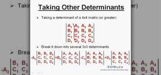 how to use matrices gaussian elimination and determinants math wonderhowto