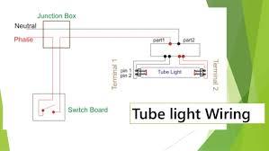 wiring diagram tube light wiring image wiring diagram staircase wiring ground wiring on wiring diagram tube light