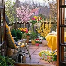 Small Picture Charming Balcony Gardens