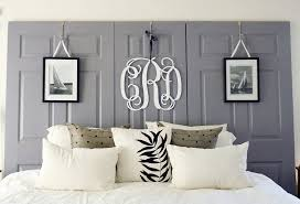 monogram wall decor design interior