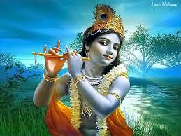 Free download Radha Krishna Black and ...