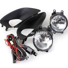 online get cheap nissan altima wire harness aliexpress com one set front fog light lamp assembly fog light wiring harness for toyota yaris 4 doors
