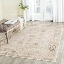 safavieh vintage premium collection vtg117 440 transitional oriental stone distressed silky viscose area rug