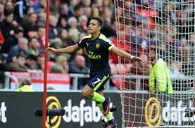 Image result for sanchez against sunderland