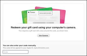 if itunes gift cards have been redeemed