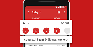 bodybuilding apps for android