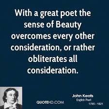 Great Quotes On Beauty Best Of John Keats Beauty Quotes QuoteHD