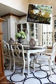 85 thrift dining set makeover confessions of a serial do it yourselfer