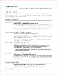 Nursing Resume Examples 2015 Registered Nurse Resume Examples Awesome Nursing 100 With 89