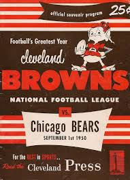 browns photograph cleveland browns vintage program 5 by joe hamilton on cleveland browns wall art with cleveland browns vintage program 5 photograph by joe hamilton