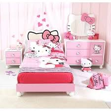 hello kitty furniture for teenagers. Hello Kitty Furniture For Teenagers 4 Piece Bedroom In A Box Stores R