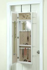 over the door mirror and jewelry armoire over the door jewelry with mirror hives and honey over door jewelry organizer jewelry storage over door hanging