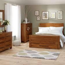 bedroom furniture dark wood. columbia acacia dark wood bedroom furniture collection dunelm
