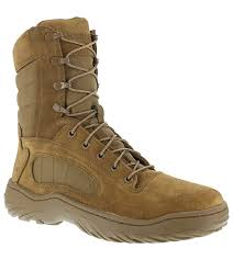 reebok military boots. reebok cm8992 men\u0027s fusion max 8in ocp acu coyote brown military boot boots