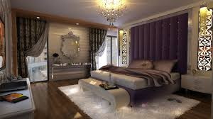 Purple Bedroom Furniture Purple Reign Create The Ultimate Luxury Of A Purple Bedroom