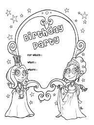 Choose cards with animals or balloons, flowers, or cards with cake. Birthday Card Coloring Page Www Robertdee Org