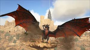 Image result for ark fire wyvern