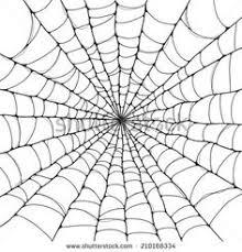 web drawing creepy spider web drawing clipartxtras