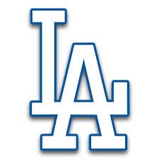 la dodgers logo - NJ Marlins