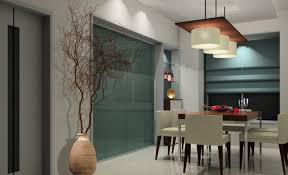lighting for dining area. Creative Lighting Design For Small Dining Room Area S