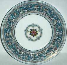 Wedgwood China Patterns Interesting Wedgwood Florentine Turquoise W48 China