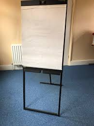 Sasco A1 Meeting Flip Chart Easel Stand White Flipchart Paper Pad Easy Fold In Richmond London Gumtree