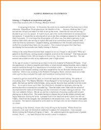Personal Statement Grad School Samples 022 Personal Statement Grad School Example Graduate