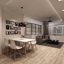 HDB Interior U0026 Home Design Singapore  Ally Wong Interior DesignerHdb 4 Room Flat Interior Design Ideas