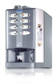 Manual Vending Machines Inspiration Colibri Manual Vending Coffee Machine Blue Pod