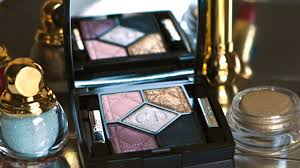 dior makeup review eyeshadow palette 5 couleurs skinflash swatches you