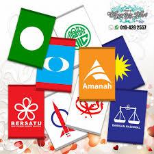 Hasil carian imej untuk Parti politik malaysia