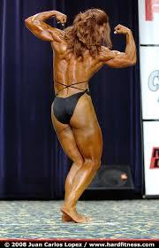 Christina Rhodes - finals - 2008 IFBB North American Championships