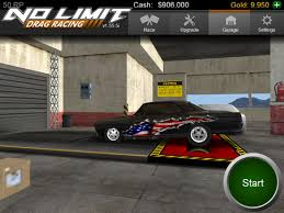 no limit drag racing on the app store