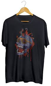 <b>Punk</b> Skull <b>Men's T</b>-<b>Shirt</b> – Twisted Squid