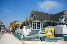 google los angeles office. The Snapchat Inc. Logo Stands Outside Company\u0027s Headquarters On Strand At Venice Beach Google Los Angeles Office S