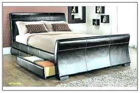 Full Size Bed With Storage Platform Beds With Storage Underneath ...