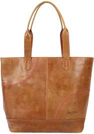 rawlings leather tote womens purse image 1
